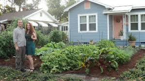 orlando couple cited for code violation for front yard vegetable