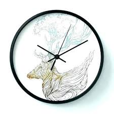 themed wall clock theme wall clocks themed clocks medium image for image