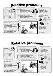 35 free esl personal pronouns worksheets for upper intermediate
