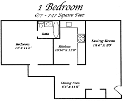 500 Square Feet Floor Plan 500 Square Foot Studio Apartment Simple Floorplan Twin Coves