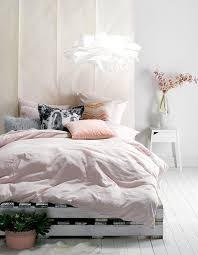No Bed Frame Saying No To A Traditional Bedroom How To Style A Bed On The Floor