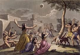 lunar eclipse myths from around the world