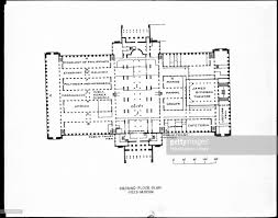 Map Letters Field Museum Floor Plan Pictures Getty Images