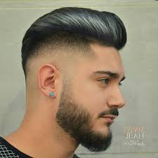 Pompadour Hairstyles For Men by Pompadour Haircut Fade 60 New Haircuts For Men For 2016 Latest