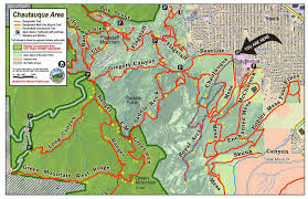 Colorado Mountain Map by Trail And Park Reviews Royal Arch In Boulder Colorado