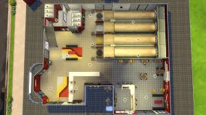 bowling alley floor plans the sims 4 bowling night stuff building ideas simsvip