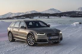 northern audi for the northern lights with audi matrix led technology