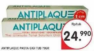 Pasta Gigi Antiplaque promo harga wash pasta gigi terbaru hemat id