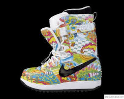 light up snowboard boots nike snowboarding x arbito danny kass zoom force 1 boot