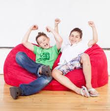 fun furniture for kids bean bags