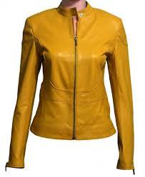 April Neil Halloween Costume April Neil Jacket Megan Fox Yellow Leather Jacket Filmsjackets