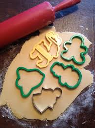 dairy free christmas cut out sugar cookies