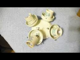 Ceiling Light Sockets Changing Out A Bad Light Socket In A Ceiling Fan Diy