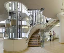 homes with elevators home decor with glass elevators