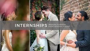 wedding planner career wedding planning internship program in charleston atlanta