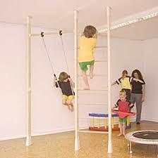 schaukel kinderzimmer schaukel kinder spiele spielhaus www sprossenwand de