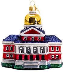 boston massachusetts state house landmark ornament massachusetts