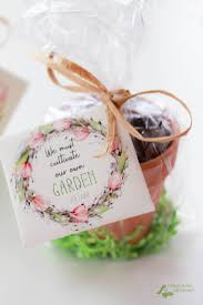 wedding favor seed packets diy printable secular seed packets for easter