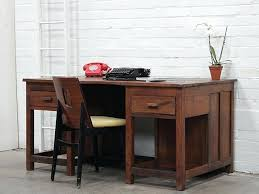 Antique Office Desk For Sale Office Desk Vintage Office Desks Simple Rustic Desk From