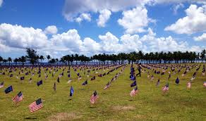 Guam Flag Park To Host Memorial Day Flag Display War In The Pacific