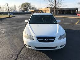hyundai sonata 2008 parts excellent hyundai sonata white 2008 auto parts by owner used