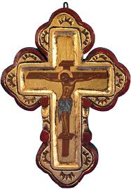 byzantine crosses byzantine wall cross painted orthodox icon