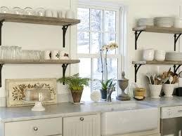 open shelving ideas open shelving kitchen ideas kitchen various best country kitchen
