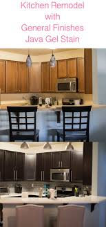 java gel stain cabinets kitchen gel stain cabinets colors stain over polyurethane gel