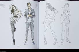 book review how to draw poses in fashion parka blogs