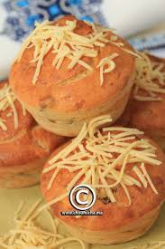 cuisine dinde recette muffins au fromage et à la dinde fumée