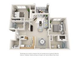 Floor Plan Of An Apartment Floor Plans Of Cierra Crest Apartment Homes In Denver Co