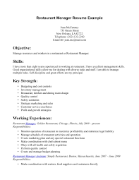 cover letter resume examples fast food resume examples fast food