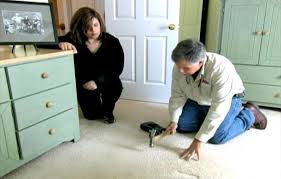 Squeaky Floor Repair How To Repair Squeaky Floors Through Carpeting This House