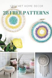 free crochet patterns for home decor home decor 28 free crochet patterns free crochet yarn stash and