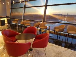 review american flagship lounge jfk and flagship first dining here s the dining room menu