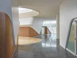 Teaching Interior Design by Florida Polytechnic University Designed By Santiago Calatrava