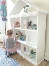 Bookcase Bed Queen Bookcase Casavoltolina Dollhouse For Maileg Bunnies Rabbits And