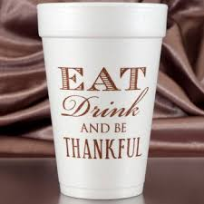 thanksgiving fall cups goods pre printed ready to ship