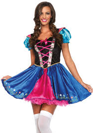 alpine princess halloween costume