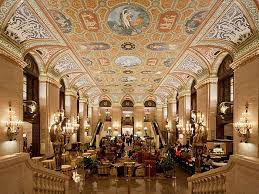 Palmer Weiss Here Now The Absolute Best Hotel Lobbies In Chicago Curbed Chicago