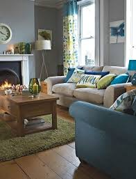blue green living room i can envision something like this in your living room the beige
