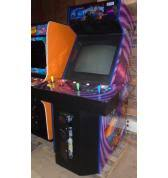 carnevil upright arcade machine game for sale by midway coin op
