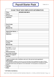 Free Excel Payroll Template 9 Payroll Template Survey Template Words