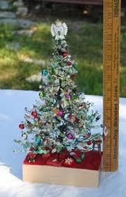 beaded miniature tree beadwork miniature