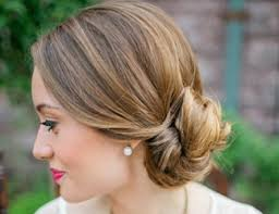 side buns for shoulder length fine hair shoulder length hairstyles for special occasions google search