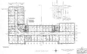 building plans unl historic buildings social sciences cba building plans