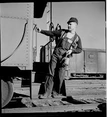 New Mexico travel clubs images C g kirkland a brakeman on the atchison topeka and santa fe jpg