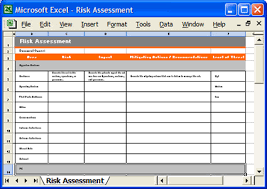 business continuity plan risk assessment template does your