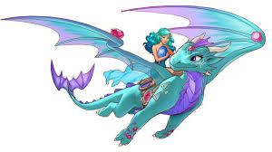 merina water dragon closest friends and dragons