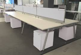 Used Herman Miller Office Furniture by Smart Office Assets 1320 Used Herman Miller Sense Benching Tables